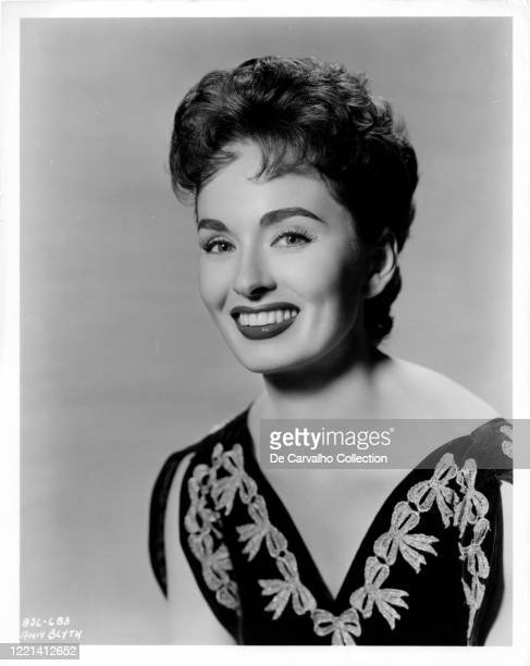 Ann Blyth as 'Helen Morgan' in a publicity shot from her last cinematic movie 'The Helen Morgan Story' United States