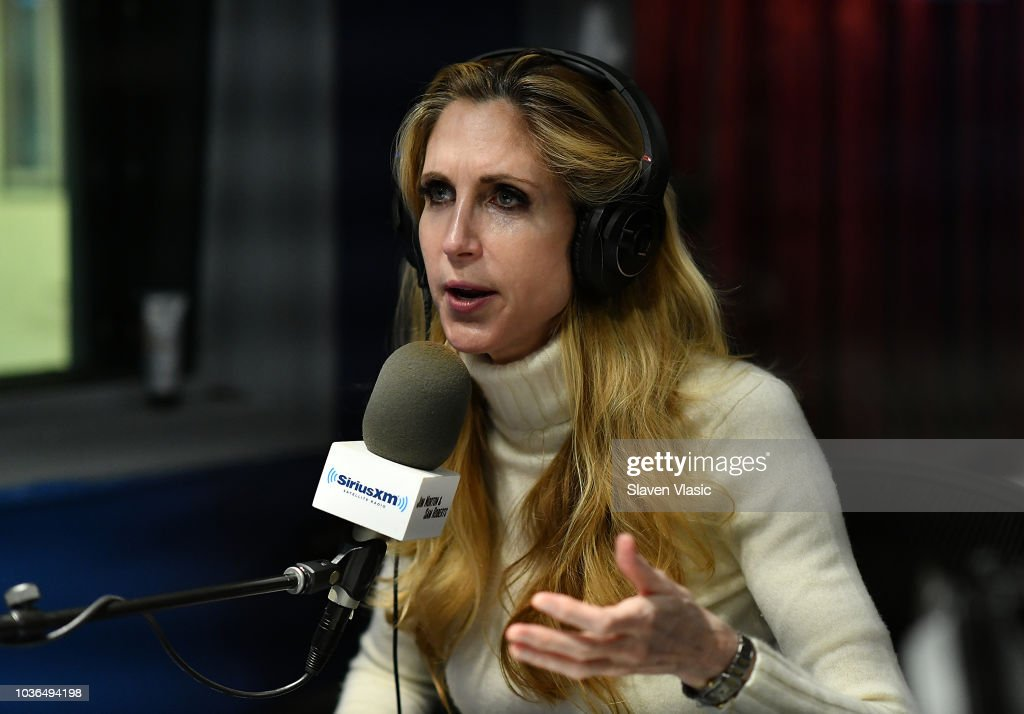 Celebrities Visit SiriusXM - September 20, 2018