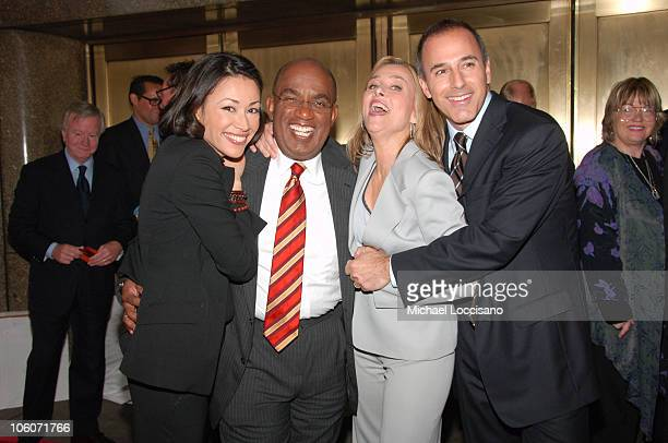 Ann Curry Al Roker Meredith Vieira and Matt Lauer