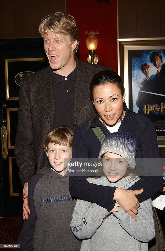 """""""Harry Potter and the Chamber of Secrets"""" New York Premiere - Inside Arrivals"""