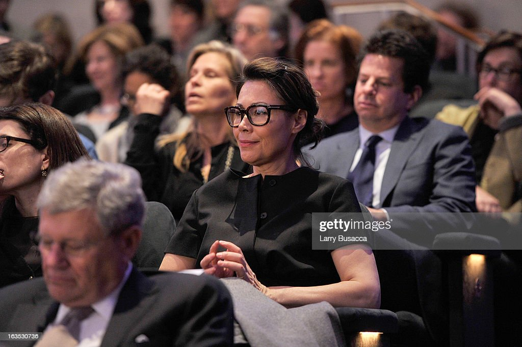 Ann Curry attends Time Warner's Conversations on the Circle: A Conversation With Sheryl Sandberg, Chief Operating Officer, Facebook And Moderated By Nancy Gibbs, Deputy Managing Editor, TIME on March 11, 2013 in New York City.