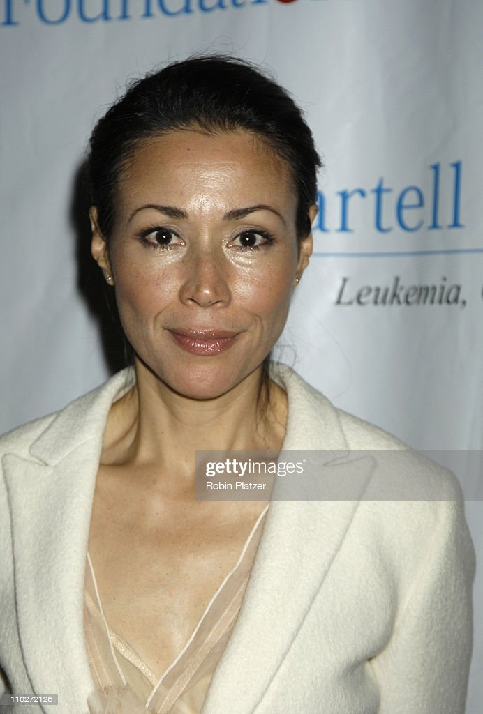Ann Curry during 30th Annual TJ Martell Foundation Gala at The Marriott Marquis Hotel in New York, New York, United States.