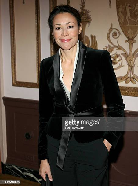 Ann Curry during Broadcast and Cable Magazine Hall of Fame Induction Ceremony in New York City October 23 2006 at Waldorf Astoria in New York City...