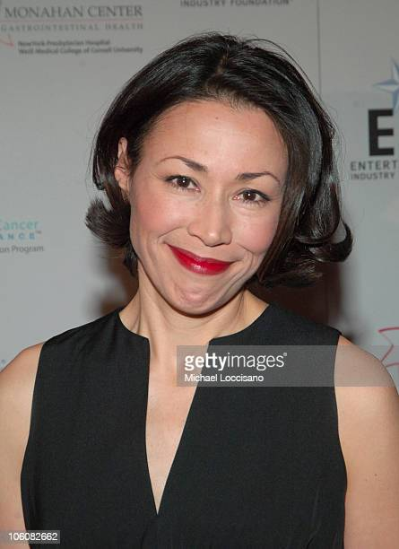 Ann Curry during Katie Couric EIF and NCCRA Present 'Hollywood Meets Motown' Benefit Arrivals at The Waldorf Astoria Hotel in New York New York...