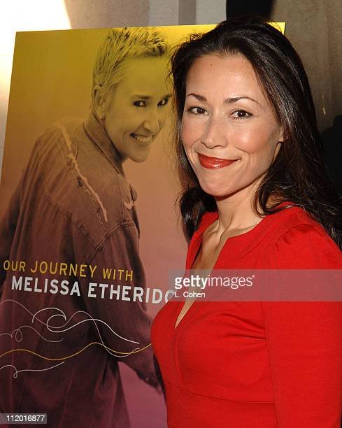 Ann Curry during Lifetime Television Presents 'Women Rock Our Journey with Melissa Etheridge' to Air on Tuesday October 18 at 11PM ET/PT at The...