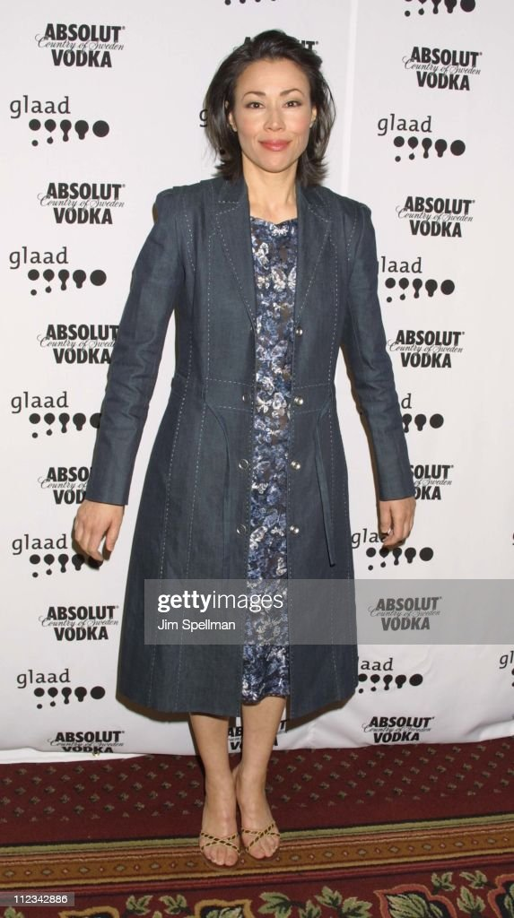 The 13th Annual GLAAD Media Awards - New York - Arrivals