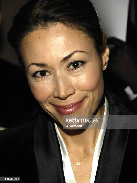 Ann Curry during The Committee to Protect Journalists Press Freedom Awards Dinner and Ceremony at The Waldorf Astoria Hotel in New York New York...