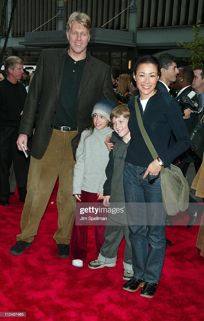 """""""Harry Potter and the Chamber of Secrets"""" New York Premiere - Arrivals"""