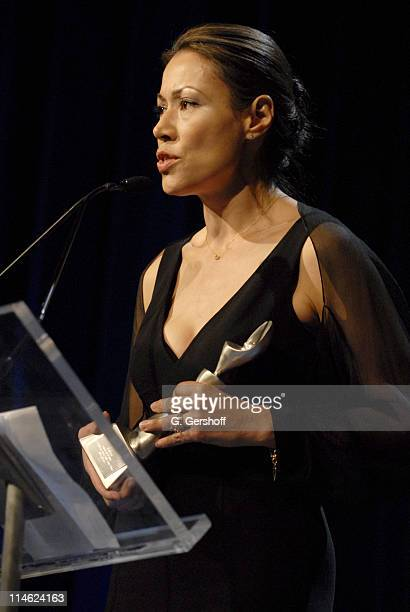 Ann Curry winner for Outstanding Podcast during 32nd Annual American Women in Radio Television Gracie Allen Awards Show at Marriott Marquis in New...