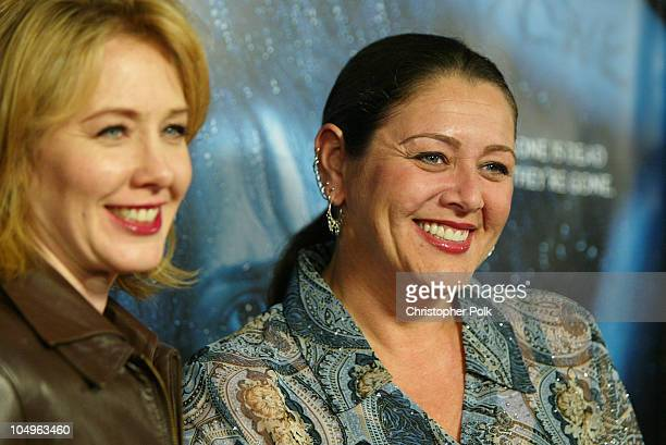Ann Cusack and Camryn Manheim during Gothika World Premiere at Manns Village Theater in Los Angeles California United States