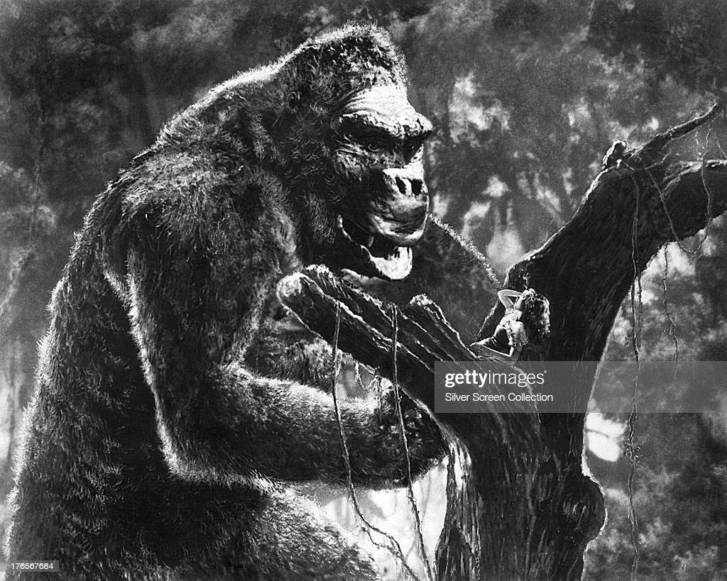King Kong : News Photo