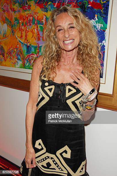 Ann Dexter Jones attends CHERI KAUFMAN and friends celebrate Summer In The City at Le Cirque NYC on June 23 2008 in New York City