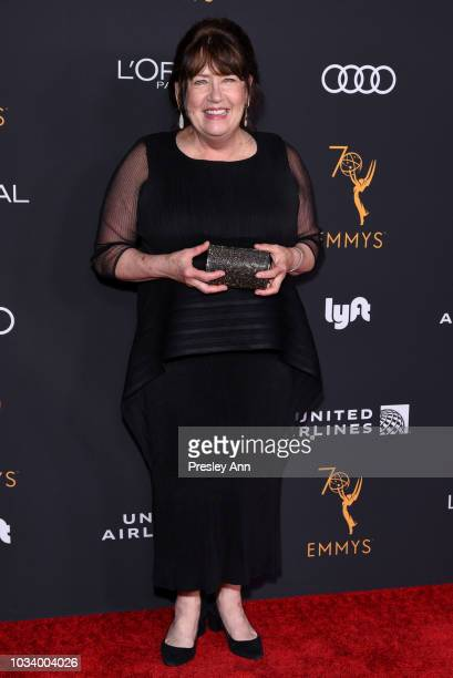 Ann Dowd attends Television Academy Honors Emmy Nominated Performers Arrivals at Wallis Annenberg Center for the Performing Arts on September 15 2018...