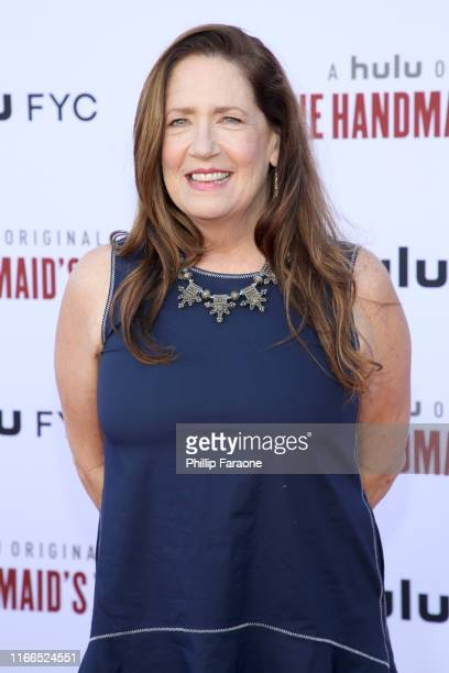 """Ann Dowd attends the Hulu's """"The Handmaid's Tale"""" Celebrates Season 3 Finale at Regency Village Theatre on August 06, 2019 in Westwood, California."""
