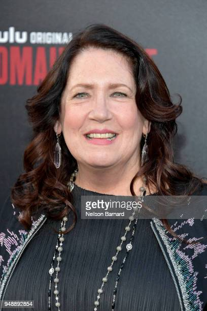 Ann Dowd attends the premiere of Hulu's 'The Handmaid's Tale' Season 2 at TCL Chinese Theatre on April 19 2018 in Hollywood California