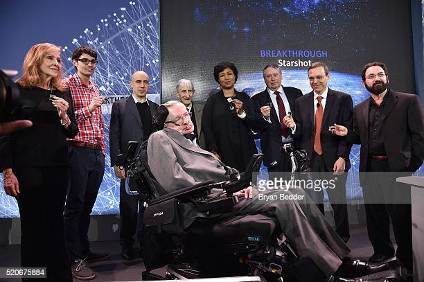 Ann Druyan Producer CoFounder and CEO of Cosmos Studios Zac Manchester PostDoctoral Fellow Harvard University Yuri Milner Breakthrough Prize and DST...