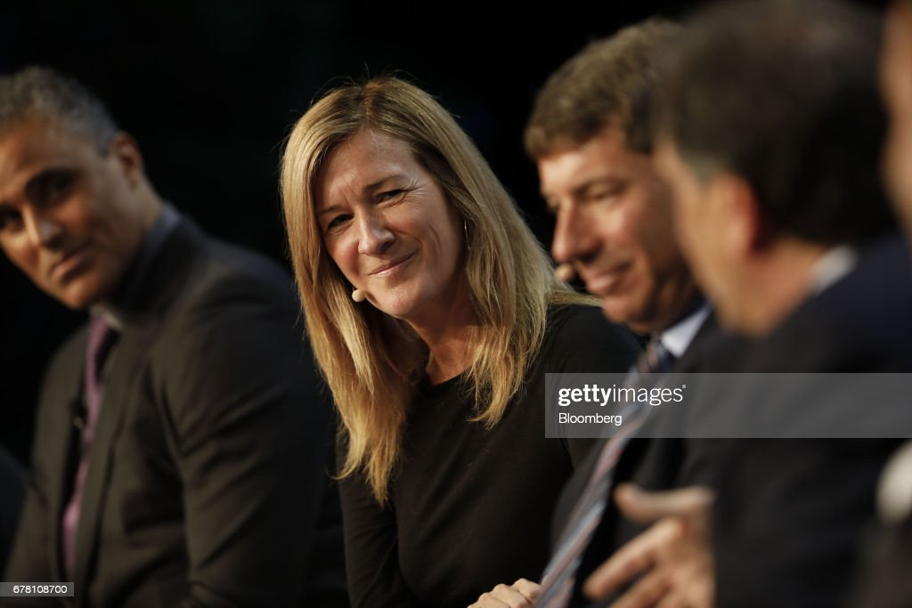 Ann Hand, chairman and chief executive officer of Super ...