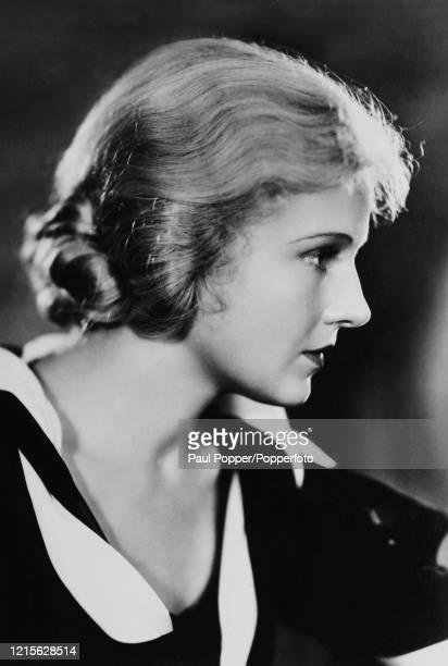 Ann Harding American stage film and television actress one of the first stars to gain fame in talking pictures resulting in a Best Actress Academy...