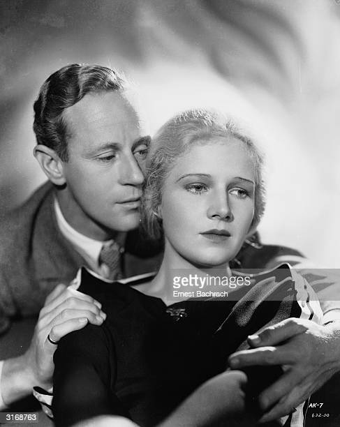 Ann Harding and Leslie Howard in a scene from the film 'The Animal Kingdom' directed by Edward H Griffith and George Cukor