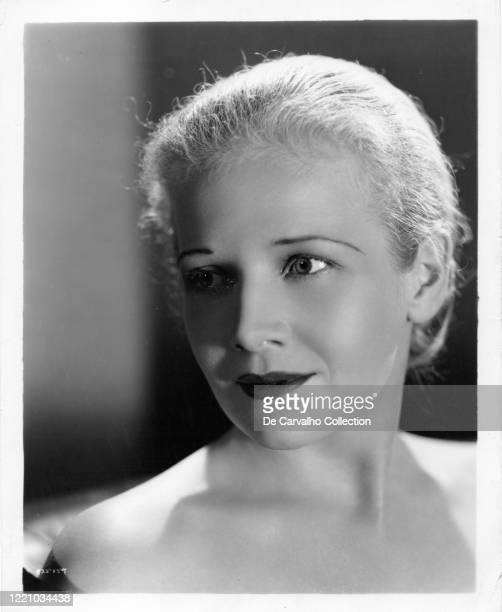 Ann Harding as 'Dr Mary White' in a publicity shot from the movie 'The Flame Within' United States