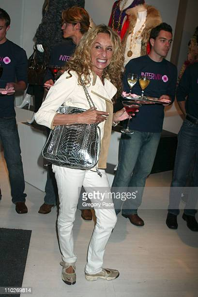 Ann Jones during Intermix Opens Flagship Store In SoHo at Intermix SoHo in New York City New York United States