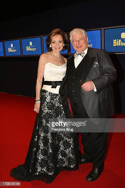Ann Kathrin Bauknecht And Husband at The After Show Party 57th Bambi Awards in the International Congress Center Munich