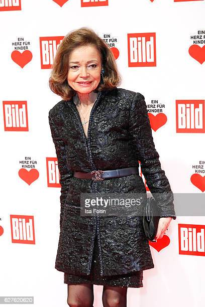 Ann Katrin Bauknecht attends the Ein Herz Fuer Kinder gala on December 3 2016 in Berlin Germany