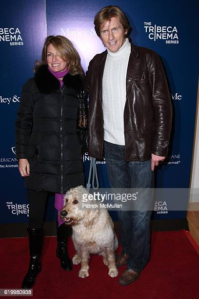 Ann Lembeck, Daphne and Denis Leary attend Special Screening of MARLEY AND ME Hosted by JANE ROSENTHAL, BETH OSTROSKY, and JULIA SZABO at Tribeca...