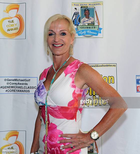 Ann Liguori attends the 2016 Lucas Foundation Golf And Dinner Awards at Brooklake Country Club on August 22 2016 in Florham Park New Jersey