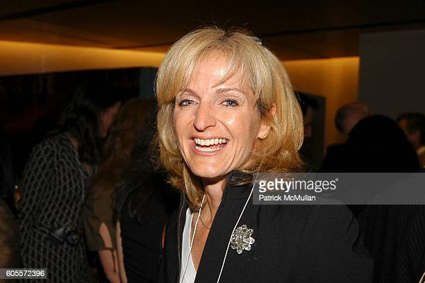 Ann Liguori attends The STRANG Cancer Prevention Center benefit screening of THE KEEPER THE LEGEND OF OMAR KHAYYAM at Allan Kaplan Auditorium on May...