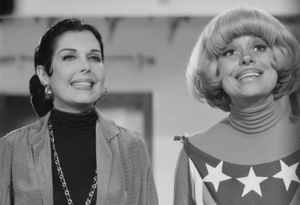 USA: ABC Archive - Carol Channing