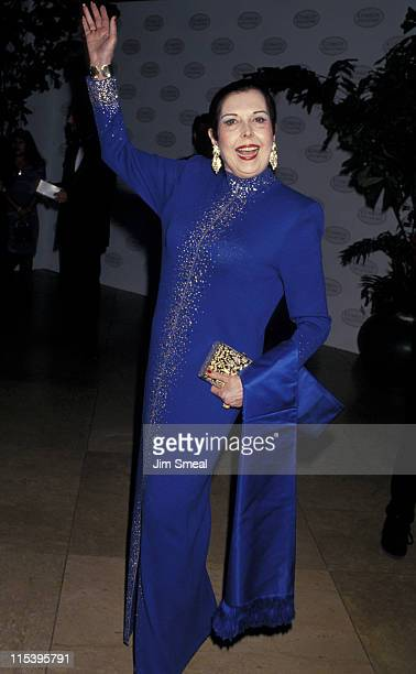Ann Miller during 2nd Annual Comedy Hall of Fame Taping at Beverly Hilton Hotel in Beverly Hills California United States
