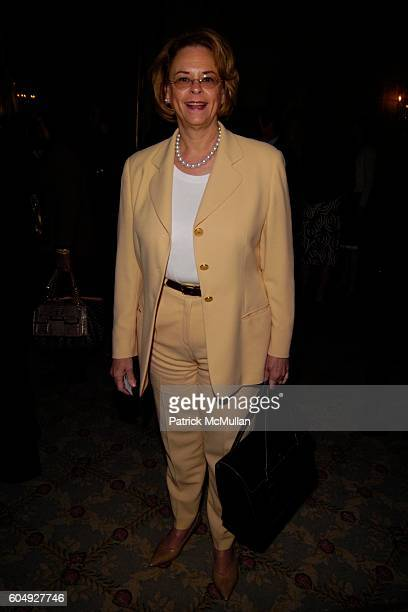 Ann Moore attends Young Women's Leadership Foundation Power Breakfast at Pierre Hotel on September 27 2006 in New York City