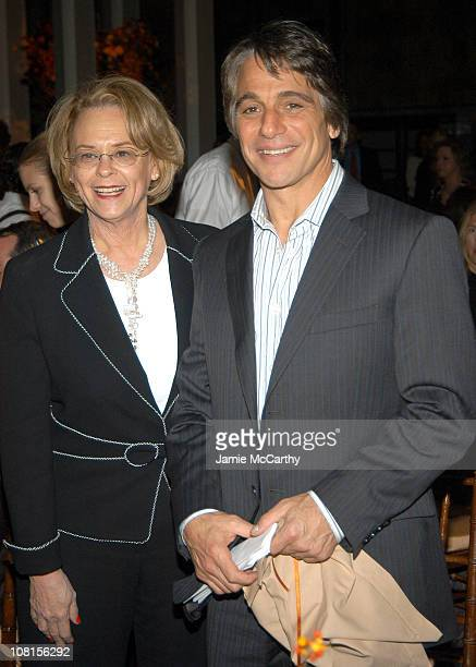 Ann Moore Chairman and CEO of Time Inc and Tony Danza