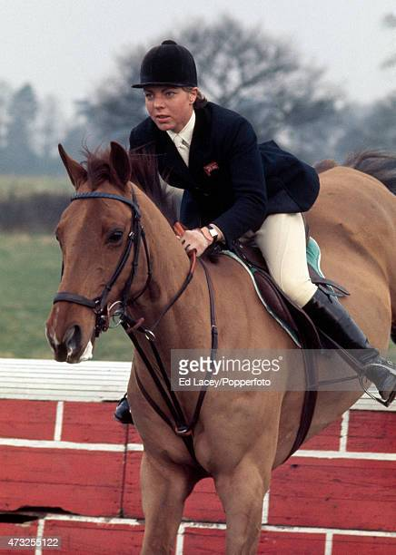 Ann Moore of Great Britain circa 1973