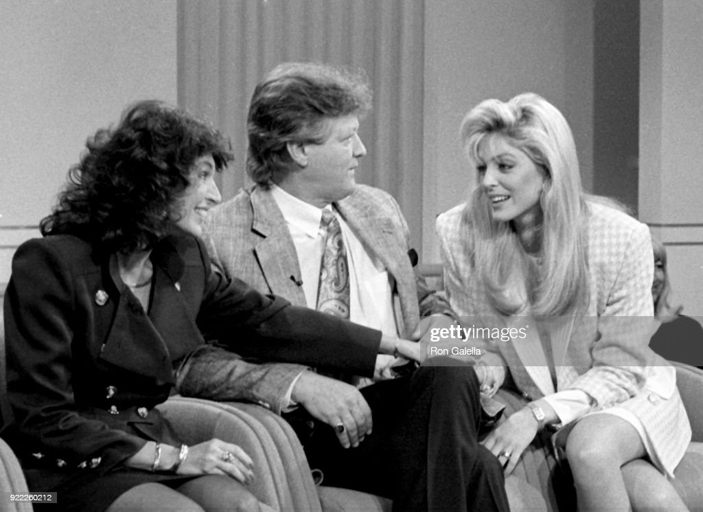 Sally Jesse Raphael Show Taping : News Photo