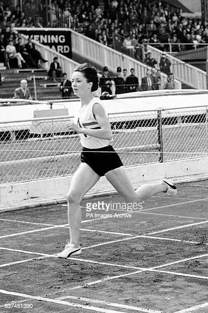 Ann Packer Great Britain