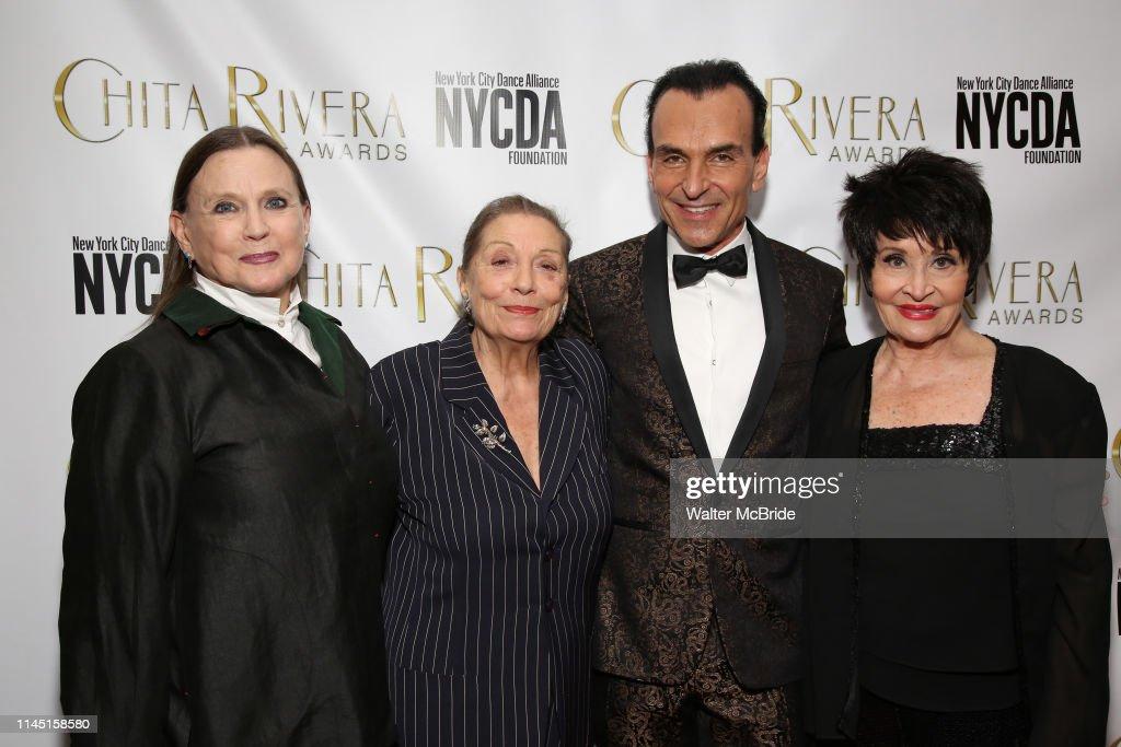 NY: 2019 Chita Rivera Awards