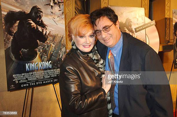 Ann Robinson actress from original 1953 'War of the Worlds' and Paul Davids writer producer director of 'The SciFi Boys' Coinciding with the March 28...