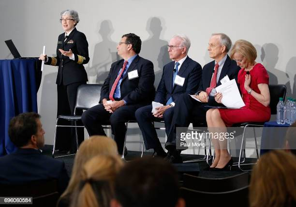 Ann Schuchat MD Acting Director Centers for Disease Control and Prevention Ron Klain Former White House Ebola Response Coordinator Executive Vice...