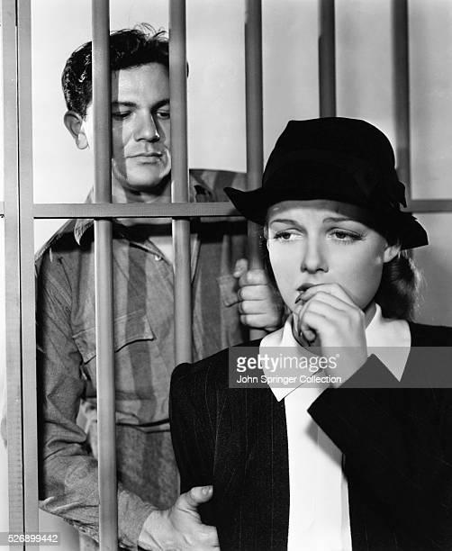 Ann Sheridan and John Garfield