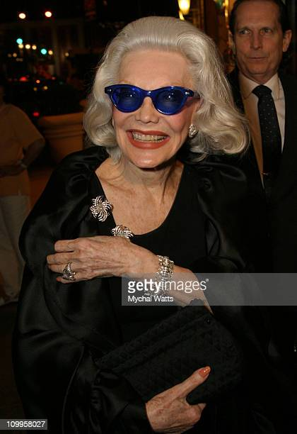 Ann Slater during Albert Repossi and HSH Crown Prince Albert of Monoco kick off the 2004 Princess Grace Awards at Frederick's in New York City New...