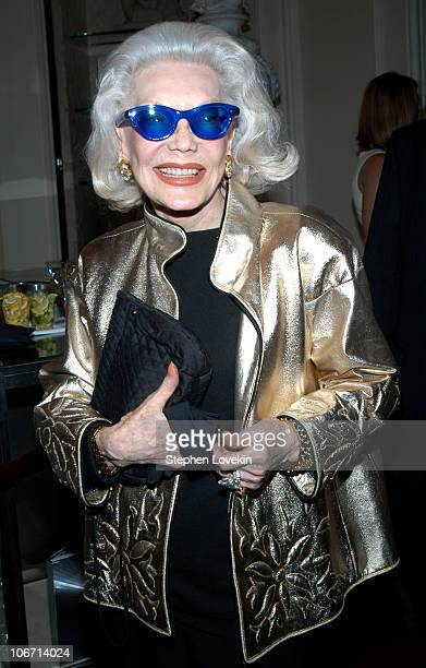 Ann Slater during Domenico Dolce and Stefano Gabbana Celebrate The Release of Their Book 'Hollywood' Published By Assouline at Bergdorf Goodman in...