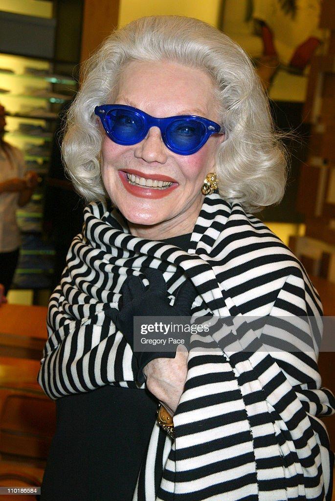 Ann Slater during Ermenegildo Zegna Flagship Store Opening in New York City at Ermenegildo Zegna, 663 5th Avenue in New York City, New York, United States.
