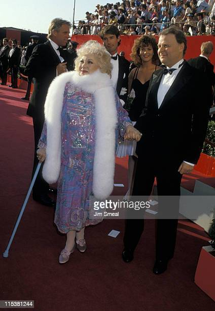 Ann Sothern during 60th Annual Academy Awards at Shrine Auditorium in Los Angeles CA United States