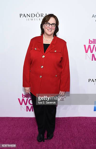 Ann Sweeney attends Billboard Women In Music 2016 airing December 12th On Lifetime at Pier 36 on December 9 2016 in New York City