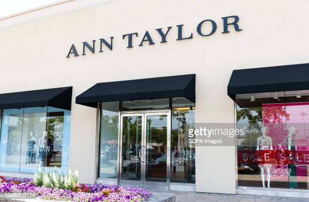 Ann Taylor store in Scarsdale New York