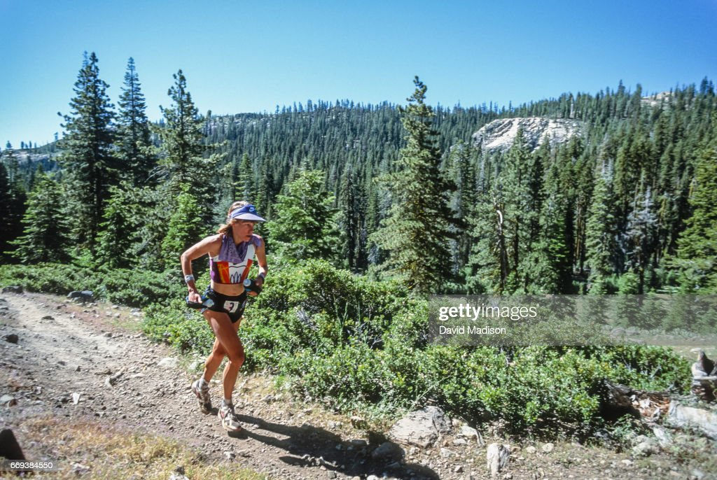 1994 Western States 100 : News Photo