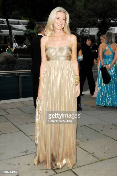 Ann Unterberg attends the Wildlife Conservation Society's Central Park Zoo '09 Gala at the Central Park Zoo on June 10 2009 in New York City