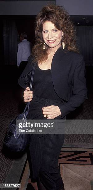 Ann Wedgeworth attends 11th Annual Eleanor Roosevelt Awards Gala on April 25 1993 at the Airport Hyatt Hotel in Los Angeles California